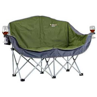 NEW OZtrail Double Moon Chair
