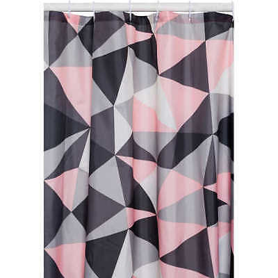NEW House & Home Metro Life Shower Curtain