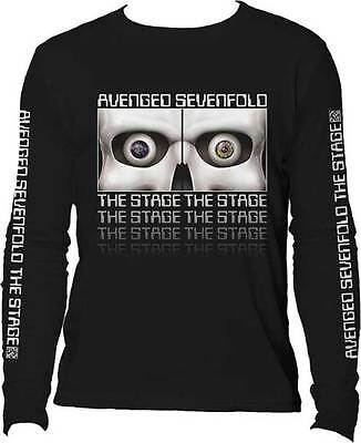 AVENGED SEVENFOLD - Eyes - Long Sleeve T SHIRT S-M-L-XL-2XL Brand New Official