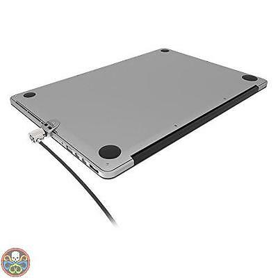 Maclocks Tg: 0 Silber Ledge Adattatore Con Cavo Per Apple Macbook Air Nuovo