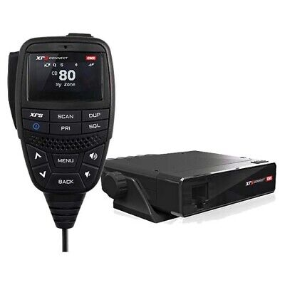 GME XRS-330C Compact Hideaway UHF Radio with GEN GME 5 Year WARR
