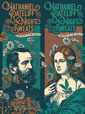 Nathaniel Rateliff And The Night Sweats - Ogden - 2016 - Denver - Justin Helton