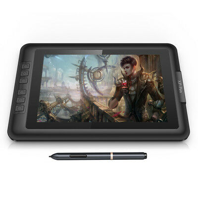 """XP-Pen 10.1"""" HD Graphics Pen Tablet Drawing Monitor with Battery-free Stylus Pen"""