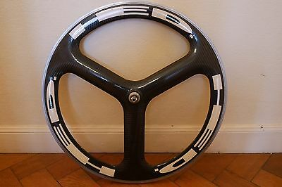 Hed H3 Clincher Front