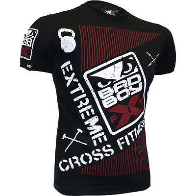 T-Shirt Bad Boy Extreme Fitness MMA Fitness Kampfsport Boxen Training