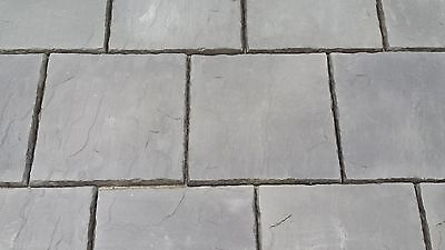 Concrete Paving Slabs Charcoal 600 x 600mm