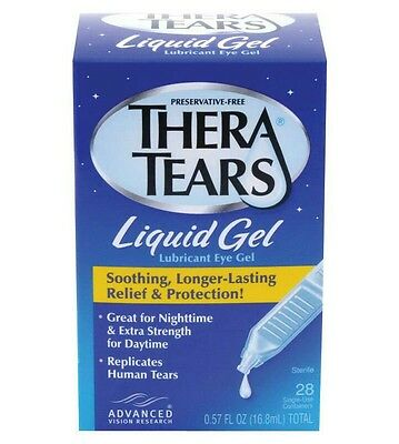 3 x Theratears Gel (3 boxes of 24 x 0.6ml) OzHealthExperts