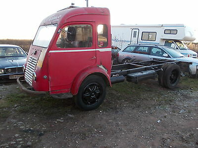 1964 Renault Galion 3.5T Chassis Cab,make Nice Classic Car Transporter