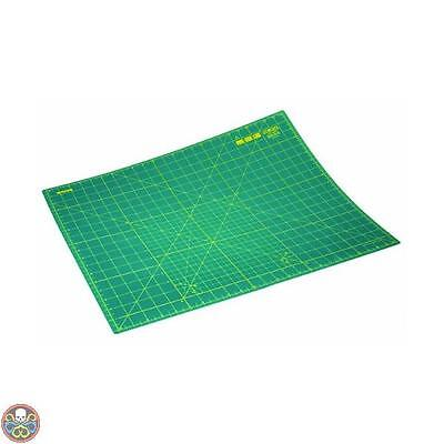 Olfa Tg: 60Cm X 45Cm Green Large Hard Back 720 Entry Visitors Guest Nuovo
