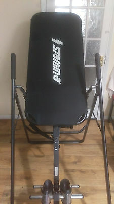 Inversion Table, STAMINA Inversion Stretch System Table