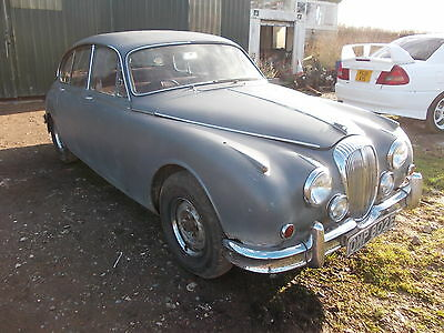 1967(E) Daimler V8 250 For Restoration,2 Registered Owners From New