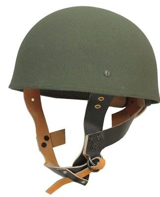 WW2 British Paratrooper Helmet - Repro Army Para Soldier MkI Steel All Sizes New