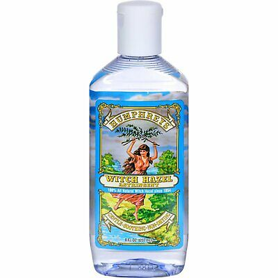 Humphreys Homeopathic Remedies Witch Hazel Astringent - 8 Ounce (Pack Of 3)
