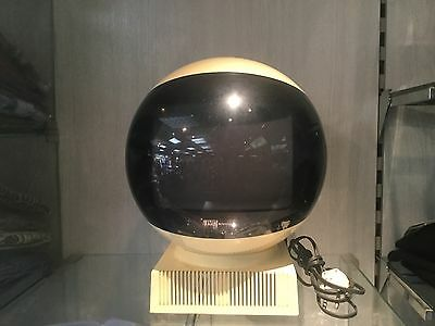 Space age jvc nivico bol tv design 1970 colombo joe kartell