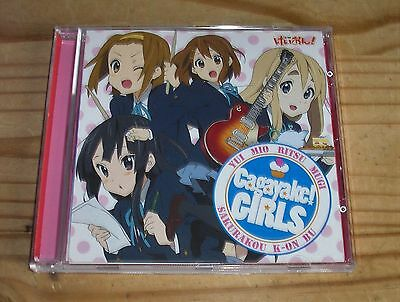 K-ON Cagayake! Girls CD Lieder Songs Soundtrack Anime Manga KON K ON