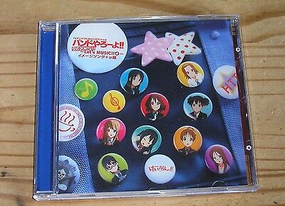 K-ON Let's Music!! 4 CD Lieder Songs Soundtrack Anime Manga KON K ON Lets