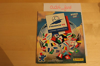 Album Panini World Cup Coupe Du Monde Vide Empty