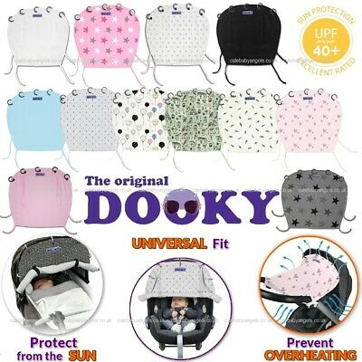 Dooky Shade Baby Sleep Cover Universal Panel x Pram, Infant Carrier, Pushchair