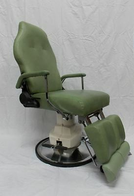 Classic Footman/Belmont Imperial Podiatry Chair - *Price Drop*