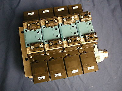 New Festo Air Pneumatic Terminal Manifold Valve Assembly Block Cnc Machine Shop
