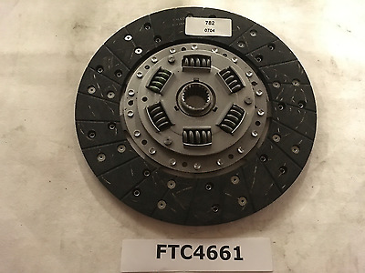 New QH Clutch Plate - Land Rover Defender 90/110 2.25L & 2.5L  - FTC4661