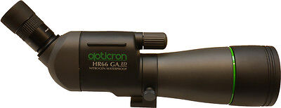 Opticron HR 66 ED Spotting scope with 28x HDF wide eyepiece.