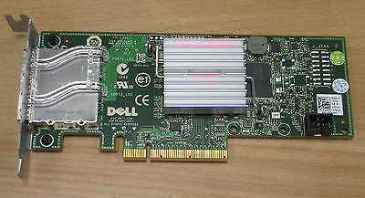 Dell SAS PowerEdge 6Gb/s HBA Steckkarte