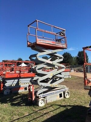 2006 Skyjack 3226 Scissor Lift 26' Deck Hgt,32' Work Hgt , Fully Operational