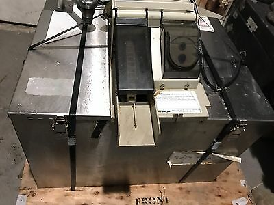 Thermaco Big Dipper  W-250-AST, Automatic Grease Interceptor 25 gpm. Grease Trap