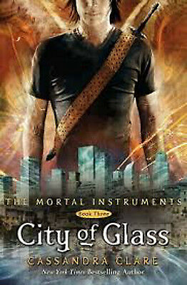 City of Glass, New, Clare, Cassandra Book