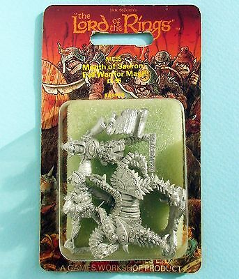 Lord of the Rings CITADEL Miniatures ME55 Mouth of Sauron Games Workshop MOC