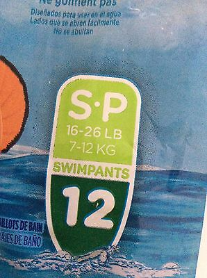 huggies Little Swimmers swim diapers size small