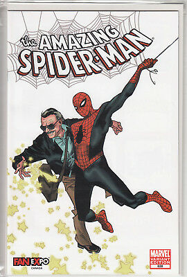 Amazing Spider-Man 638 Canada Fan Expo Exclusive Variant (NM)