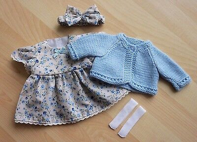 Brand New My First Baby Annabell/Little Baby Born 4 Piece Clothing Set (3)