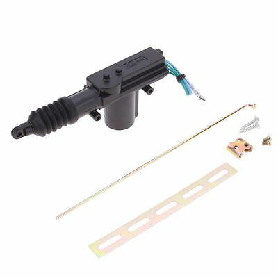 Universal Car Auto Heavy Duty Power Slave Door Lock Actuator Motor 2 Wire 12V -