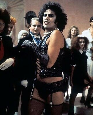 Christopher Biggins & Tim Curry photo - H4402 - The Rocky Horror Picture Show