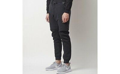 Nike Mens Tech Fleece 2 Tapered Jogger Sweat Pant Sz S,L,XXL BLACK 700769 010