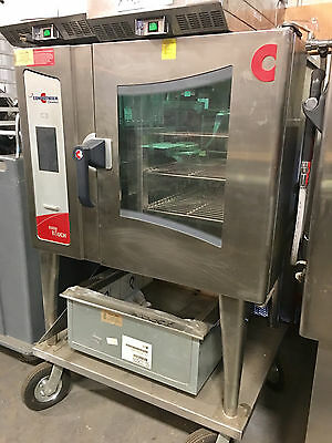 Combi Oven, Convotherm, Easy Touch OES6.10 Elect, 208/240 volts, 3 ph