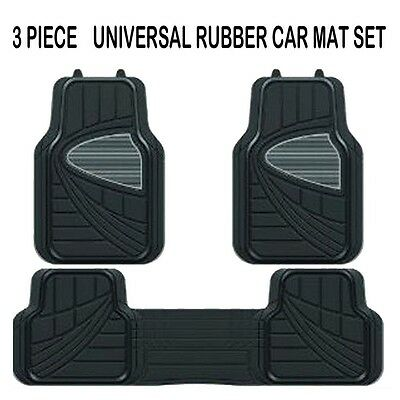 Rover 400 Celebrity Heavy Duty 3Pc Rubber Car Mats