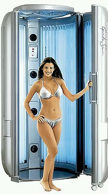 Ultrasun 8000. Stand up sunbed with FREE Delivery & installation