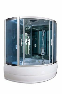 LUX steam room shower shiping worldwide lowest price on ebay