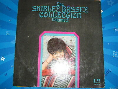 Bassey, Shirley:the Collection Vol.2. Lp Vg+/vg+