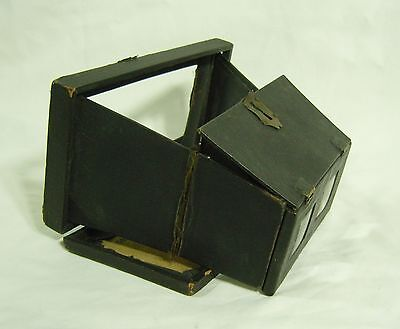 Antique Folding Stereoscopic Viewer