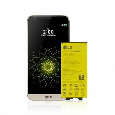 New Original OEM LG G5 Replacement Battery BL-42D1F H820 H860 H868 H960 2800m