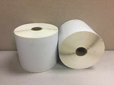 2 Roll of 850 4x6 thermal label for ZP2844 ZP500 Plus ZP505 ZP450 printer