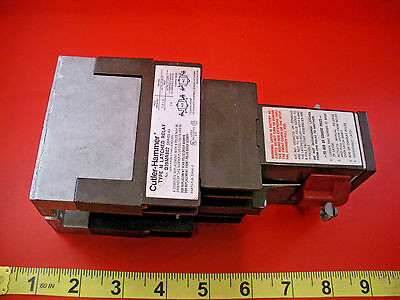 Cutler Hammer D26MR802 Ser A3 Latched Relay Type M Coil 9-1989-1 1886-1 New Nnb