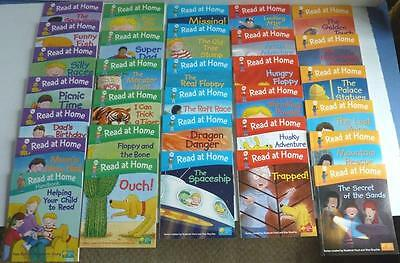 Read At Home Oxford Reading Tree Complete Book Set 31, Level 1-5,