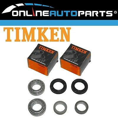 2 TIMKEN Rear Wheel Bearing Kits Commodore VB VC VH VK VL VN VG VP VR VS Disc/BR