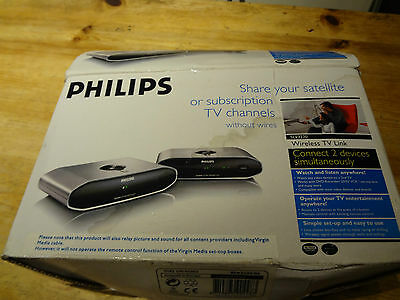 Philips SLV3220 Wireless TV Link Transmitter
