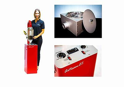 2.5 lb. Commercial Coffee Roaster With Bean Cooler | Coffee Roasting Equipment